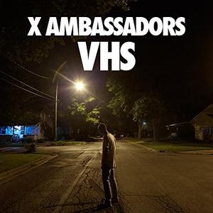 VHS album cover