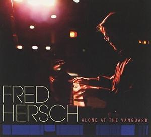 Alone At The Vanguard album cover