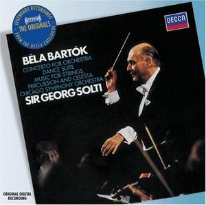 Bartok: Concerto For Orchestra album cover