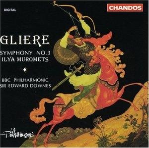 Gliere: Symphony No.3 In B Minor, Op.42