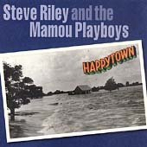 Happytown album cover