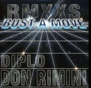 Bust A Move album cover