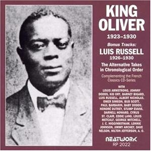 The Alternative Takes: King Oliver 1923-1930 & Luis Russell 1926-1930 album cover