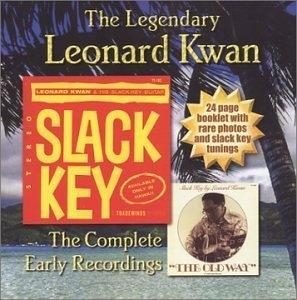 The Legendary Leonard Kwan album cover