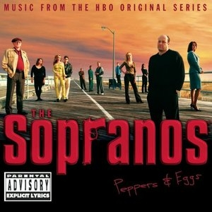The Sopranos: Peppers And Eggs (Music From The HBO Series) album cover