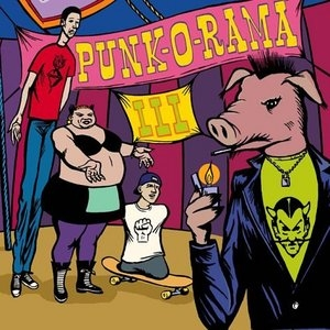 Punk-O-Rama Vol.3 album cover