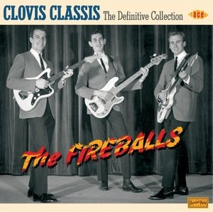 Clovis Classics: The Definitive Collection album cover