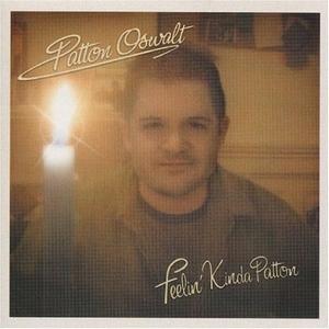 Feelin' Kinda Patton album cover