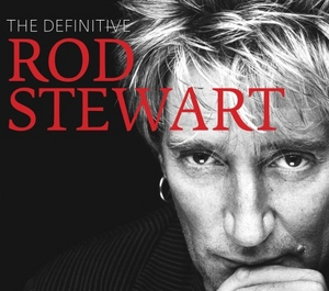 The Definitive Rod Stewart album cover