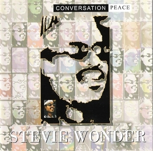 Conversation Peace album cover