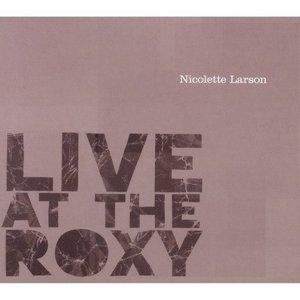 Live At The Roxy album cover