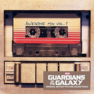 Guardians Of The Galaxy: Awesome Mix Vol.1 album cover