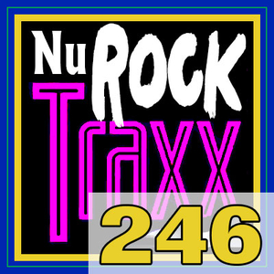 ERG Music: Nu Rock Traxx, Vol. 246 (September 2019) album cover