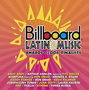 Billboard Latin Music Awards: 2006 Final... album cover