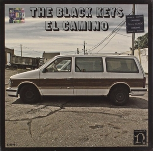 El Camino album cover