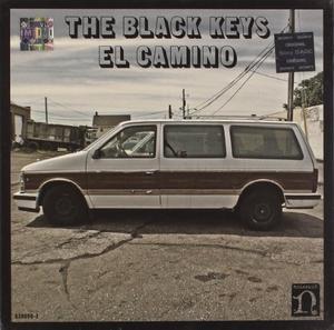 El Camino album cover