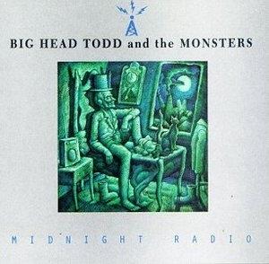 Midnight Radio album cover