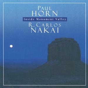 Inside Monument Valley album cover