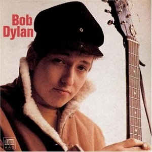 Bob Dylan album cover
