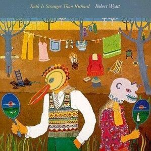 Ruth Is Stranger Than Richard album cover