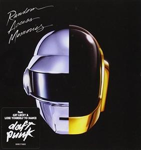 Random Access Memories album cover