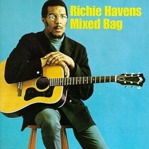 Mixed Bag album cover