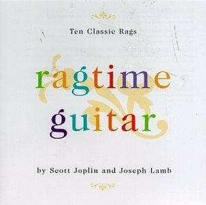Ragtime Guitar-Ten Classic Rags album cover