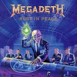 Rust In Peace album cover