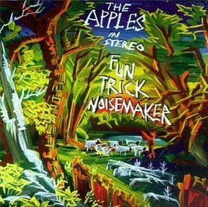 Fun Trick Noisemaker album cover