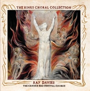 The Kinks Choral Collection album cover
