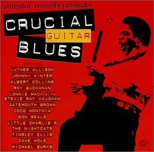 Crucial Guitar Blues album cover