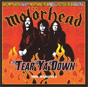 Tear Ya Down: The Rarities album cover