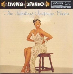 The Fabulous Josephine Baker album cover