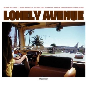 Lonely Avenue album cover
