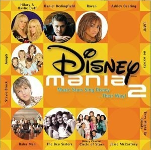 Disneymania 2: Music Stars Sing Disney...Their Way! album cover