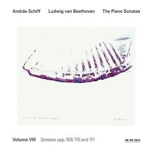 Beethoven: The Piano Sonatas, Vol.8 album cover