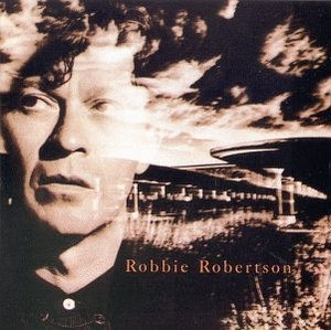 Robbie Robertson album cover
