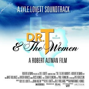 Dr. T & The Women (Original Soundtrack) album cover