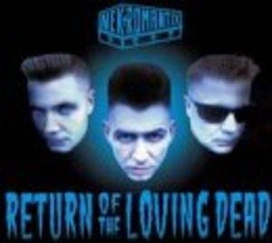 Return Of The Loving Dead album cover