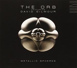 Metallic Spheres album cover