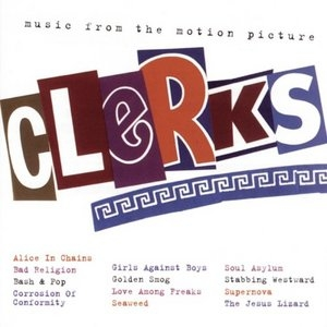 Clerks: Music From The Motion Picture album cover