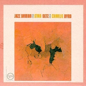 Jazz Samba album cover