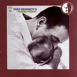Tony Bennett's Something album cover