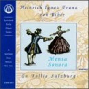 Biber-Mensa Sonora album cover