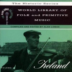 World Library Of Folk & Primitive Music, Vol. 2: Ireland album cover