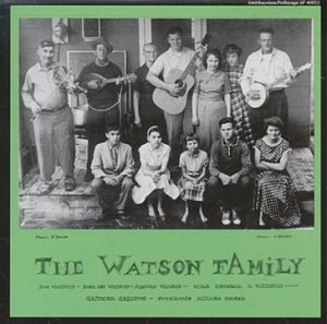 The Watson Family album cover