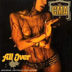 All Over album cover