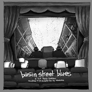 Basin Street Blues album cover