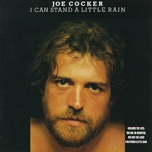 I Can Stand A Little Rain album cover