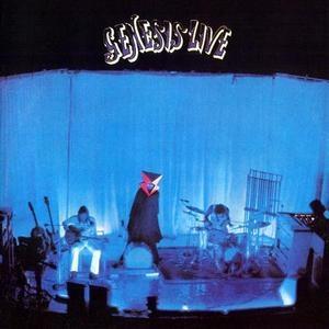 Live album cover